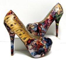 Avengers-shoes