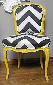striped chair (2)